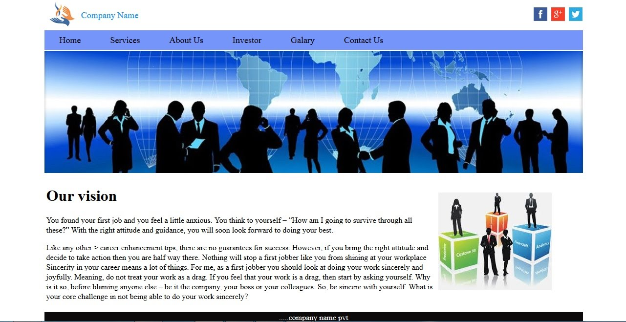 How To Create Website Using Asp Net Very Attractive Design Web Design Tips