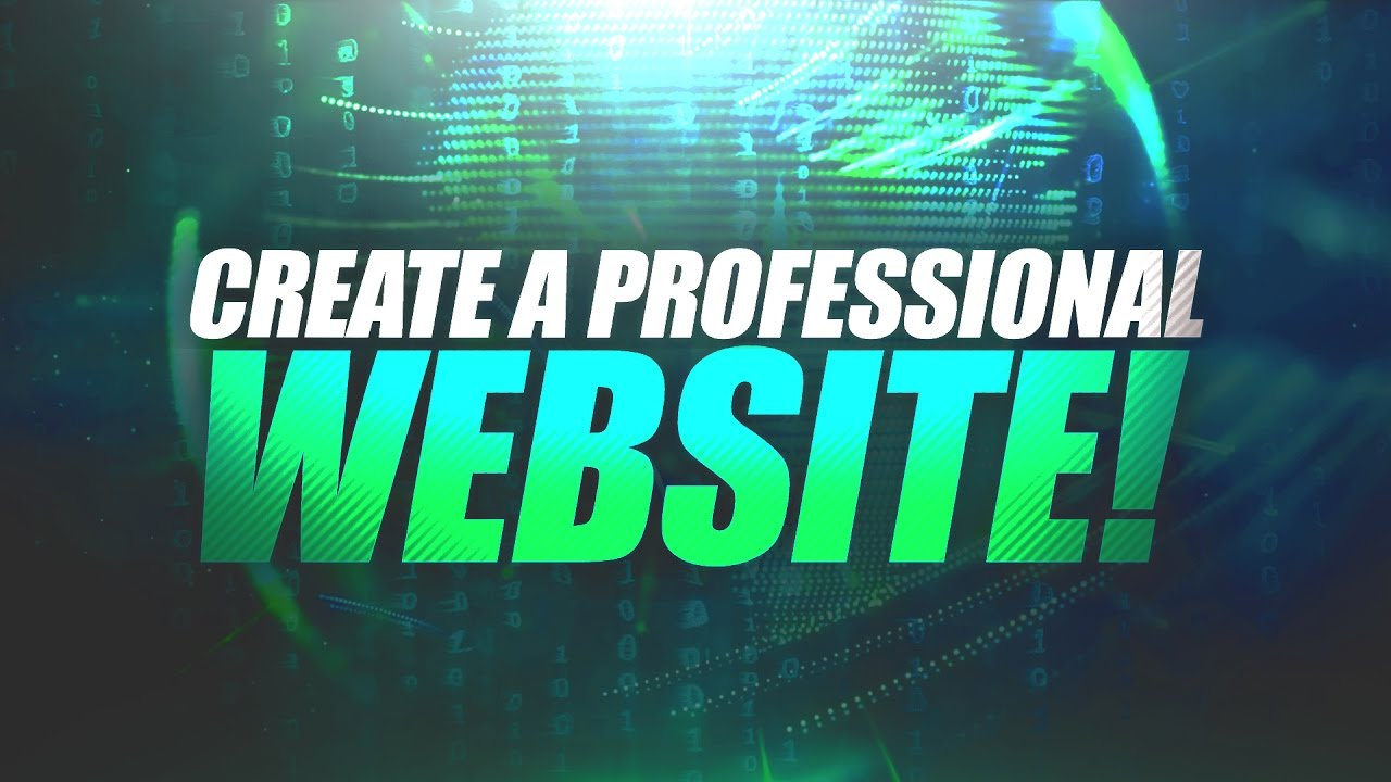 How to make a website for free easy website builder for Build easy website
