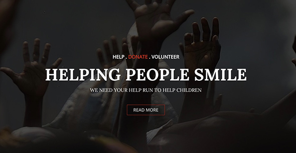 4 CharityBOX non-profit WordPress themes