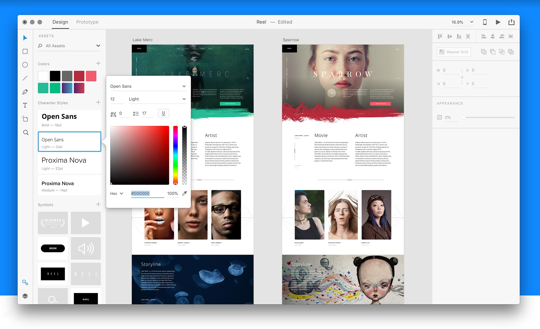 Adobe XD CC is Now Available for Free - Web Design Tips