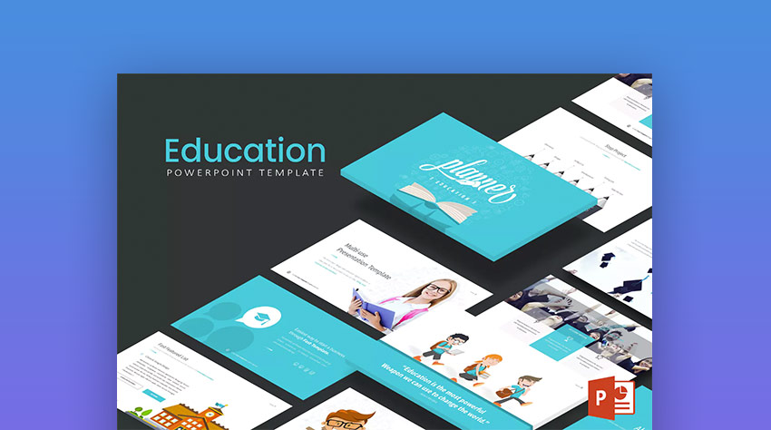 15 Education Powerpoint Templates For Great School Presentations