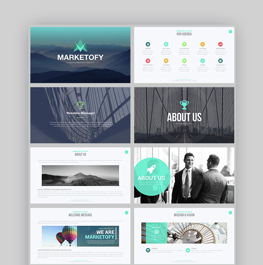 20 best business presentation templates for google slides 2018 one of our top rated google presentation templates with some winning features the marketofy business presentation template lets you choose between 200 friedricerecipe Image collections