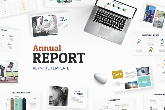 20 Annual Report Templates To Present Your Progress In Style Web