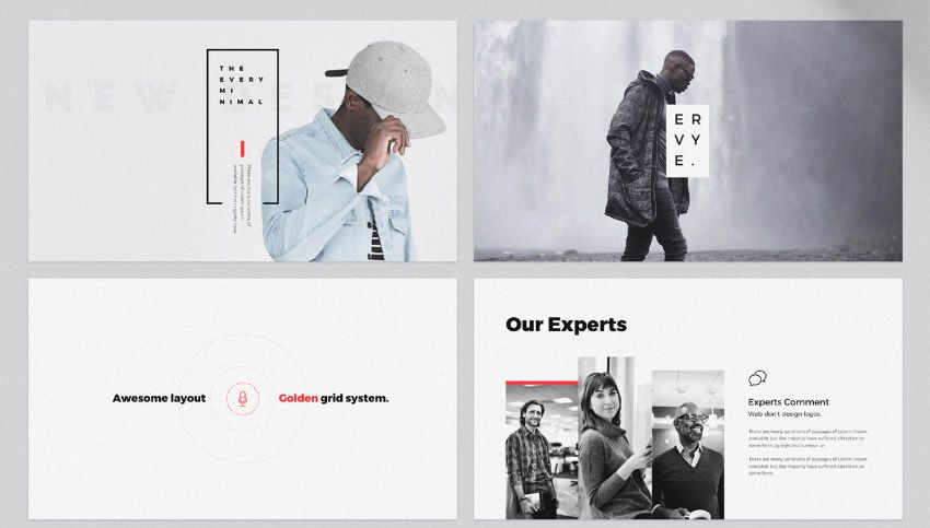 Every free keynote templates creative designer