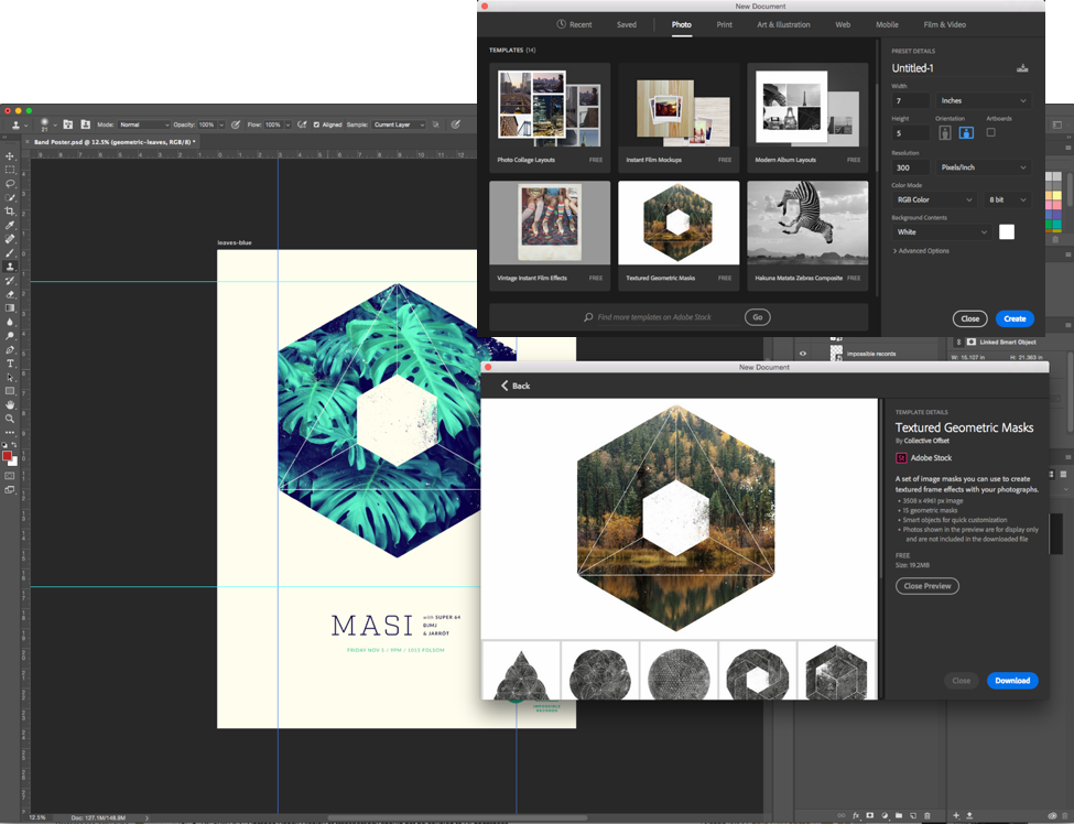 Keep Creating: A Guided Tour Through the Latest Photoshop