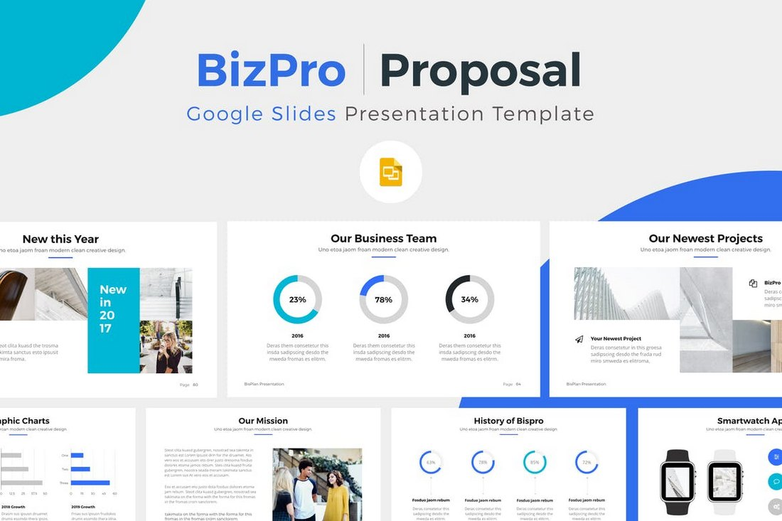 30 best google slides themes templates 2018 web design tips