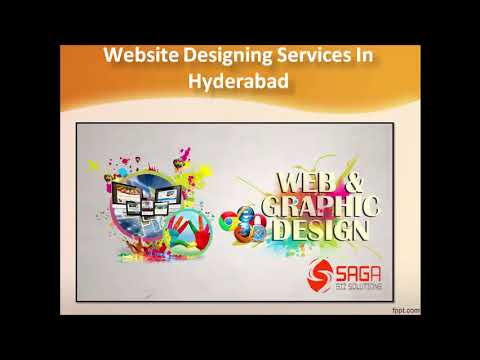 Best website design and development companies in Hyderabad Professional Website Design company