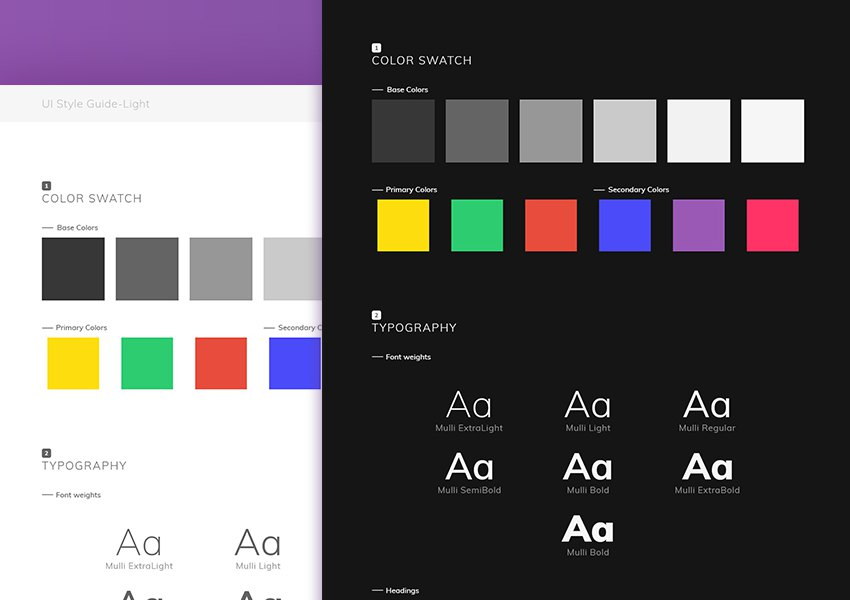 20 Free Adobe XD UI Kits for Web & Mobile App Designers - Web Design