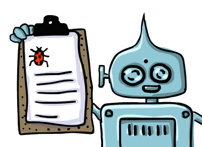 Automated bug reports