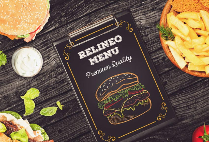 25 free restaurant menu templates psd mockups web design tips