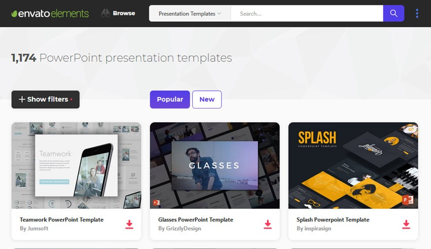 30 Best Powerpoint Slide Templates Free Premium Ppt Designs