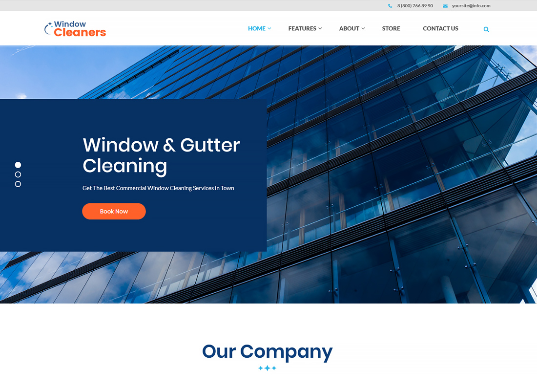 AC Services - A Window Cleaning, Air Conditioning and Heating Services