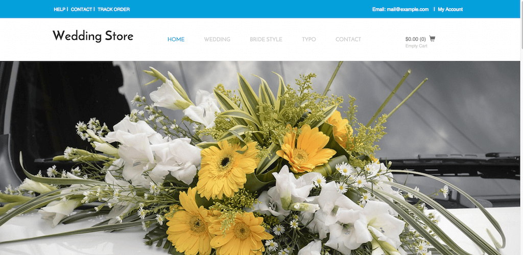 Wedding Store A Ecommerce Category Flat Bootstrap Responsive Website Template Home w3layouts