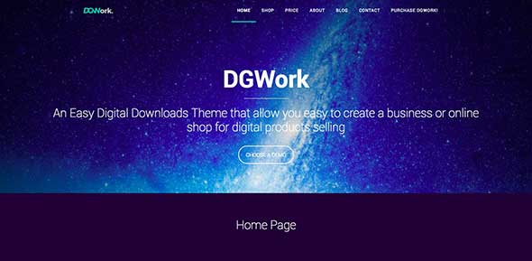 25 Best Easy Digital Downloads Themes - Web Design Tips