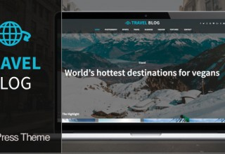 Travel Blog | Travel Blog WordPress Theme