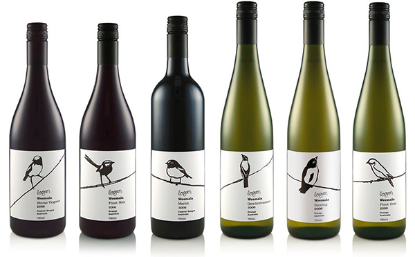 20 Inspiring Wine Label Designs Web Design Tips