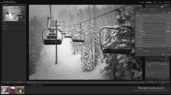 Working with the New Radial Filter Tool in Adobe Photoshop Lightroom 5