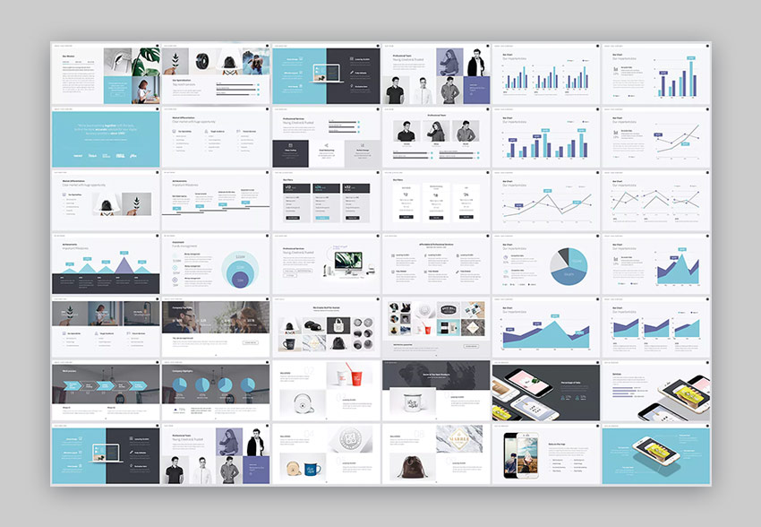 20 best pitch deck templates for business plan powerpoint