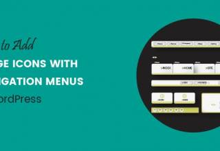 How to Add Image Icons With Navigation Menus in WordPress-01
