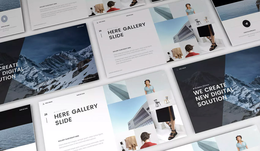 25 awesome powerpoint templates for cool ppt presentation designs