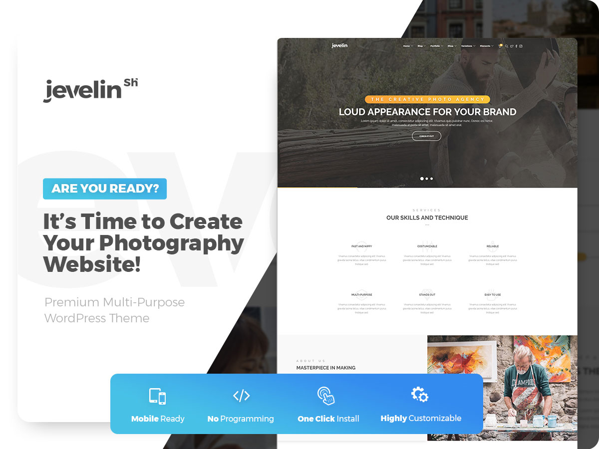 Top 21 Gallery Html5 Website Templates To Showcase Your Stunning Images 2018 Web Design Tips