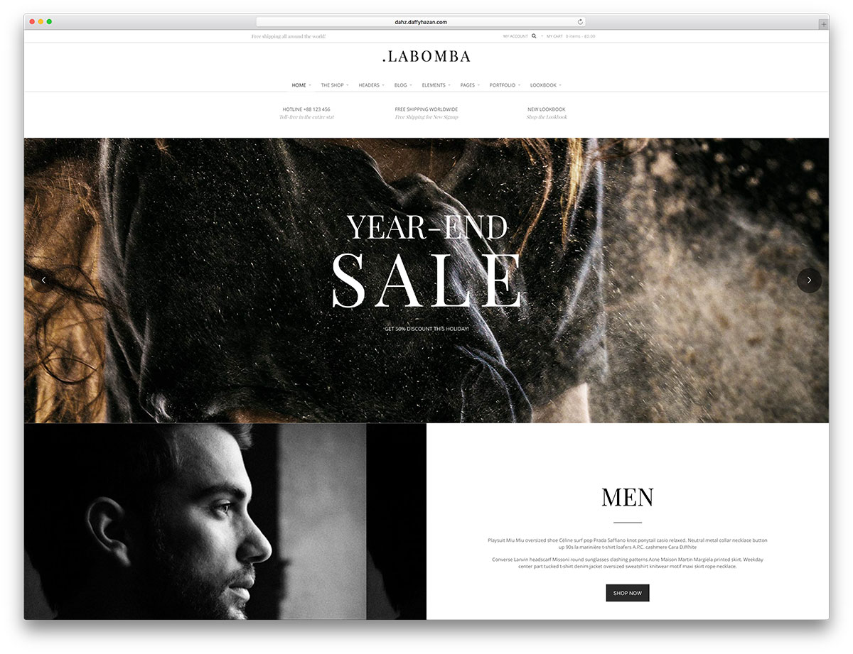 53 Best eCommerce WordPress Themes Powered by WooCommerce