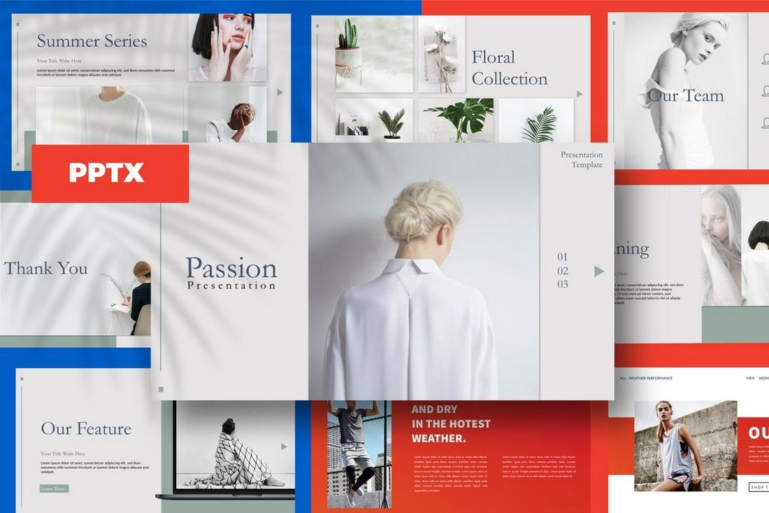 30 Best Minimal Powerpoint Templates 2019 Web Design Tips