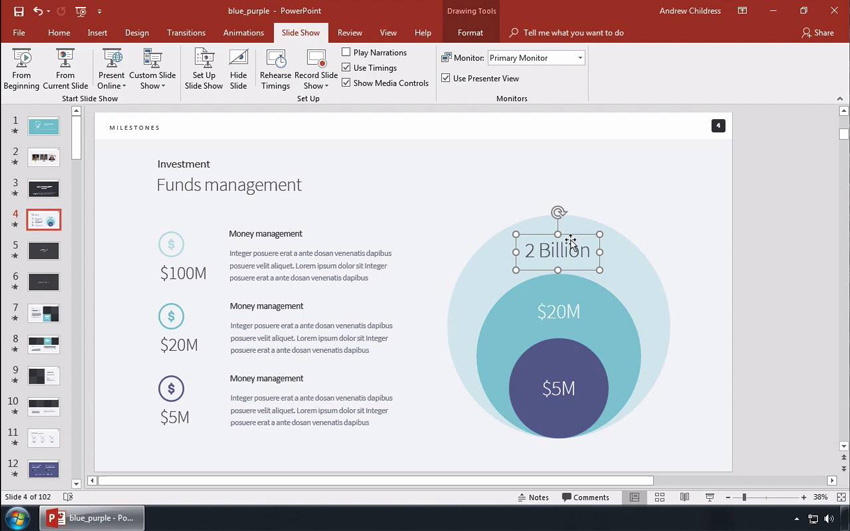 New Course: How to Make a Winning Pitch Deck With Microsoft