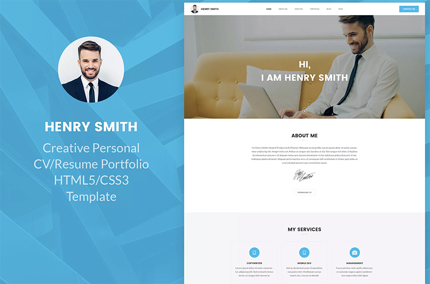 10 Creative Resume Ideas To Stand Out Online In 2019 Web Design Tips