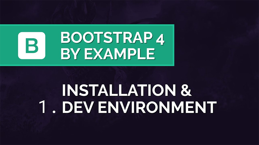 bs4 install example