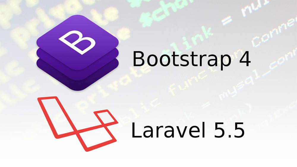 BS4 laravel5 tutorial
