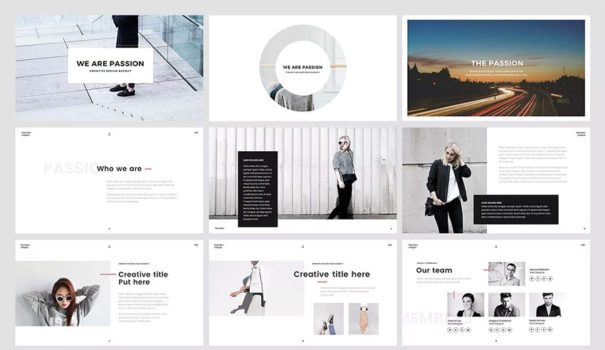25 Cool Powerpoint Templates To Make Presentations In 2019 Web