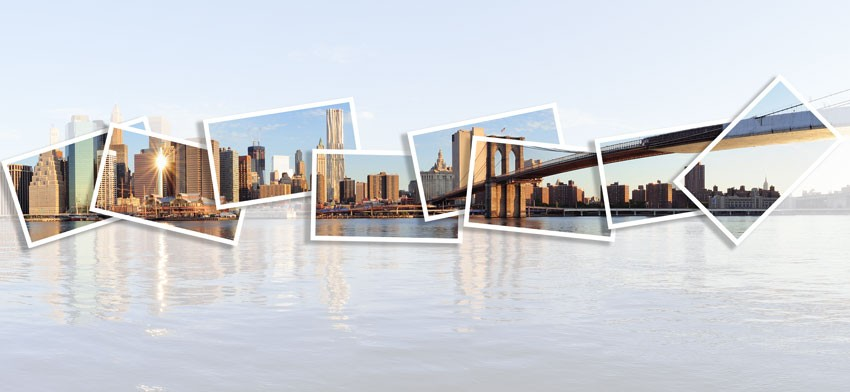 How To Create A Photo Collage Effect Action In Photoshop