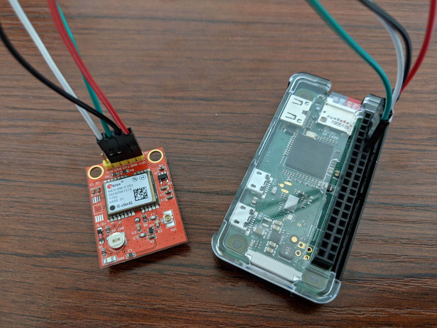Read GPS Data with a Raspberry Pi Zero W and Node js - Web Design Tips