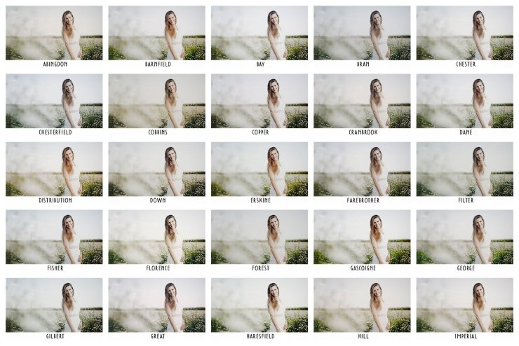 8 Free Light and Airy Lightroom Mobile Presets - Web Design Tips