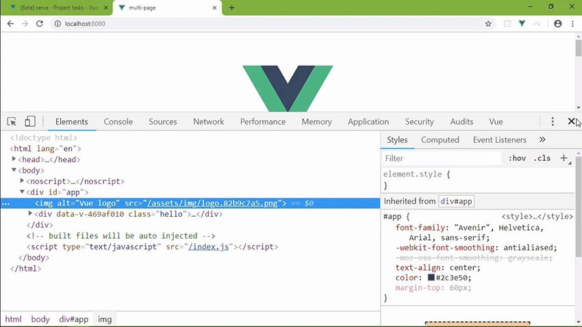 New Course: Easier Project Setup With the Vue js CLI 3 - Web