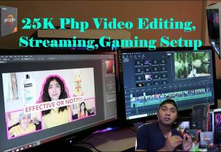 Budget PC Build 25KPhp Video Editing Gaming and Streaming Setup