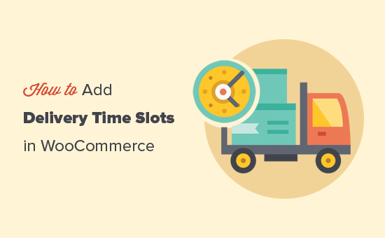 Creating delivery time slots allows you to keep up with customer demand for more convenient delivery. At the same time, it also allows you to create a