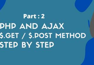 PHP Ajax Tutorial Bangla Step By Step Ajax Post