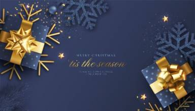 9 Free Creative Holiday Backgrounds for Designers