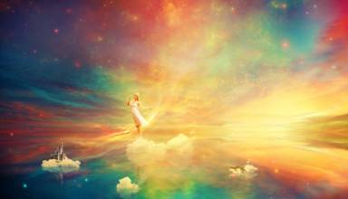 Create a Wonderfully Colorful and Everlasting Dream Fantasy Manipulation