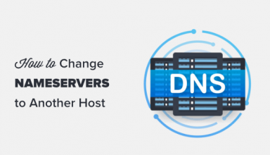 How to Easily Change Domain Nameservers and Point to a