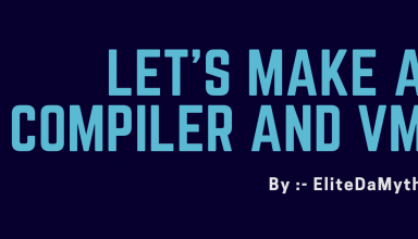 Let039s learn how to make a VM and Compiler in