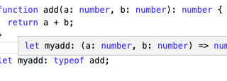 How to apply type annotations to functions in TypeScript