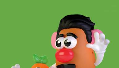 The iconic Mr Potato Head gets a 21st century rebrand